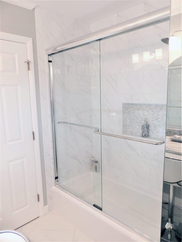 prince george shower remodel