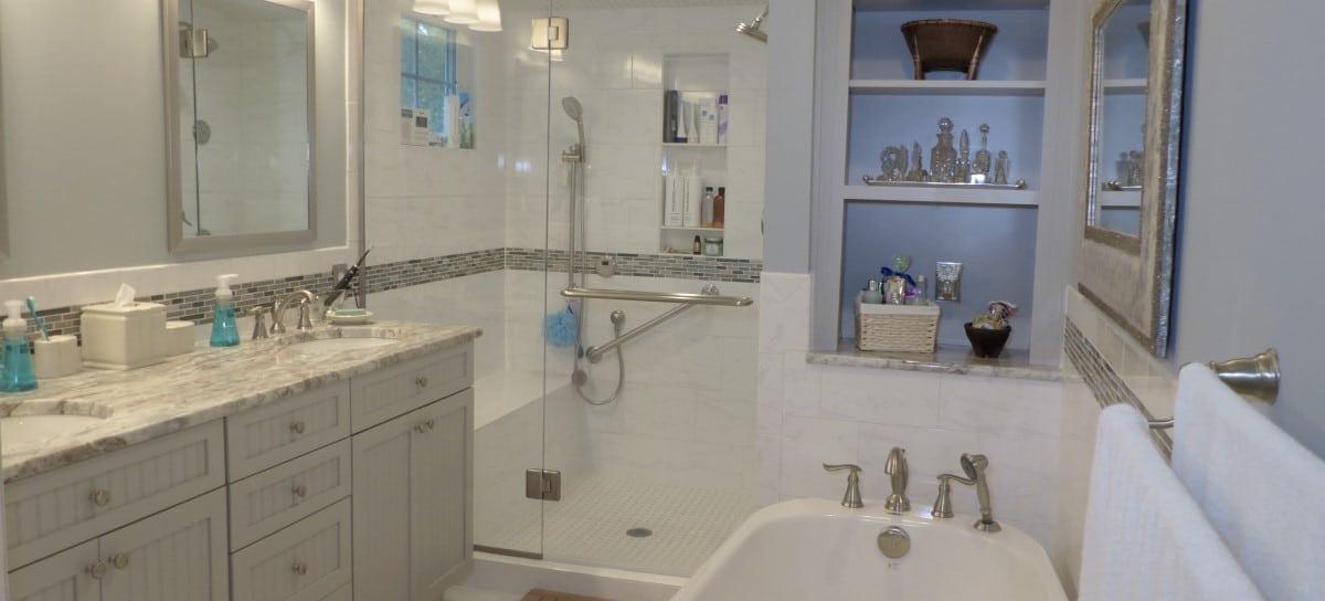 Trends in Shower Remodeling