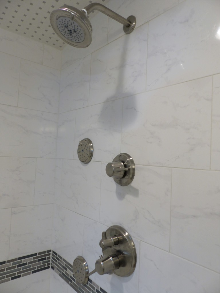 Steam Shower Design Installation In Bathroom Remodeling RJ Tilley - Bathroom remodeling mechanicsville va