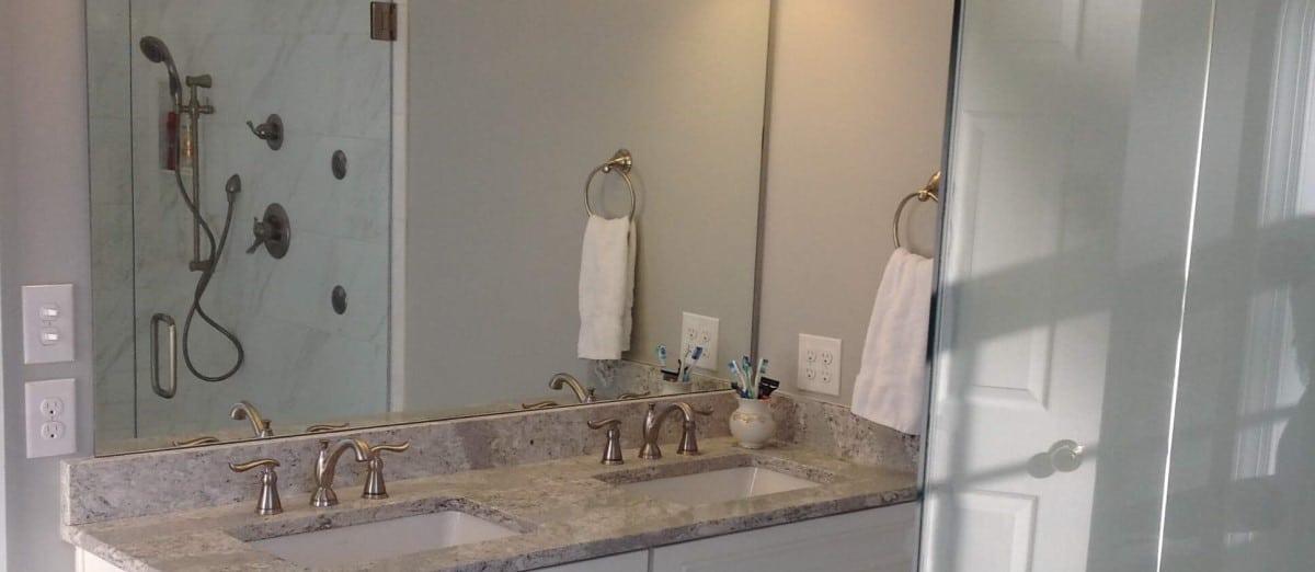 Steam Shower Design + Installation in Bathroom Remodeling